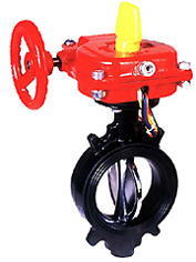 Nni Inc Fire Protection Butterfly Valves